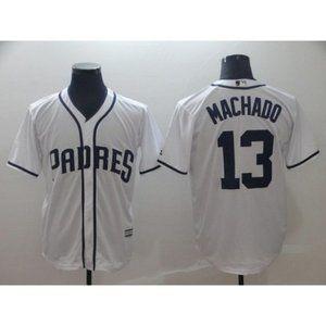Manny Machado San Diego Padres Jersey